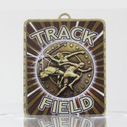 Lynx Medal Track & Field 75mm