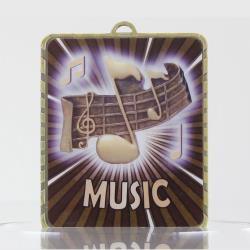 Lynx Medal Music 75mm