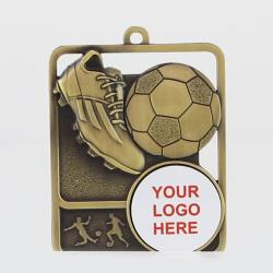 Silhouette Series Soccer Logo 60mm