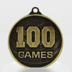 Global 100 Games Medal 50mm