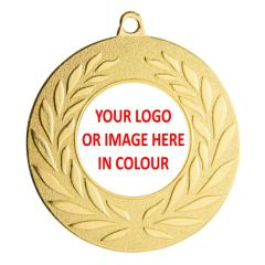 Garland Personalised Medal 50mm