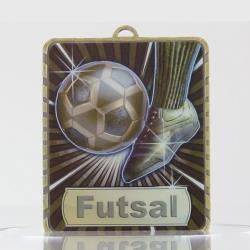 Lynx Medal Futsal Theme 75mm
