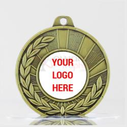 Tribute Personalised Medal 50mm