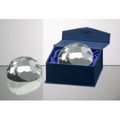 Rikaro Faceted Dome Paperweight