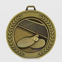 Heavyweight Table Tennis Medal 70mm