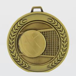 Heavyweight Volleyball Medal 70mm