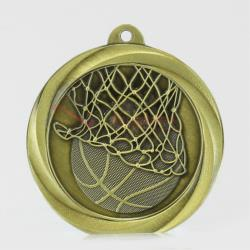 Econo Basketball Medal 50mm