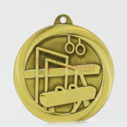 Econo Gymnastics Medal 50mm