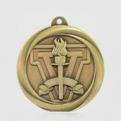 Econo Victory Medal 50mm Gold