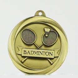 Econo Badminton Medal 50mm