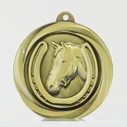 Econo Horse Medal 50mm