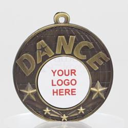 Personalised Dance Medal 50mm