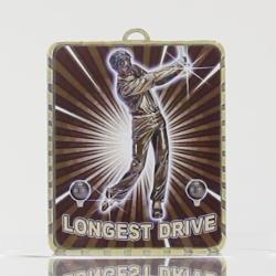 Lynx Medal Longest Drive 75mm
