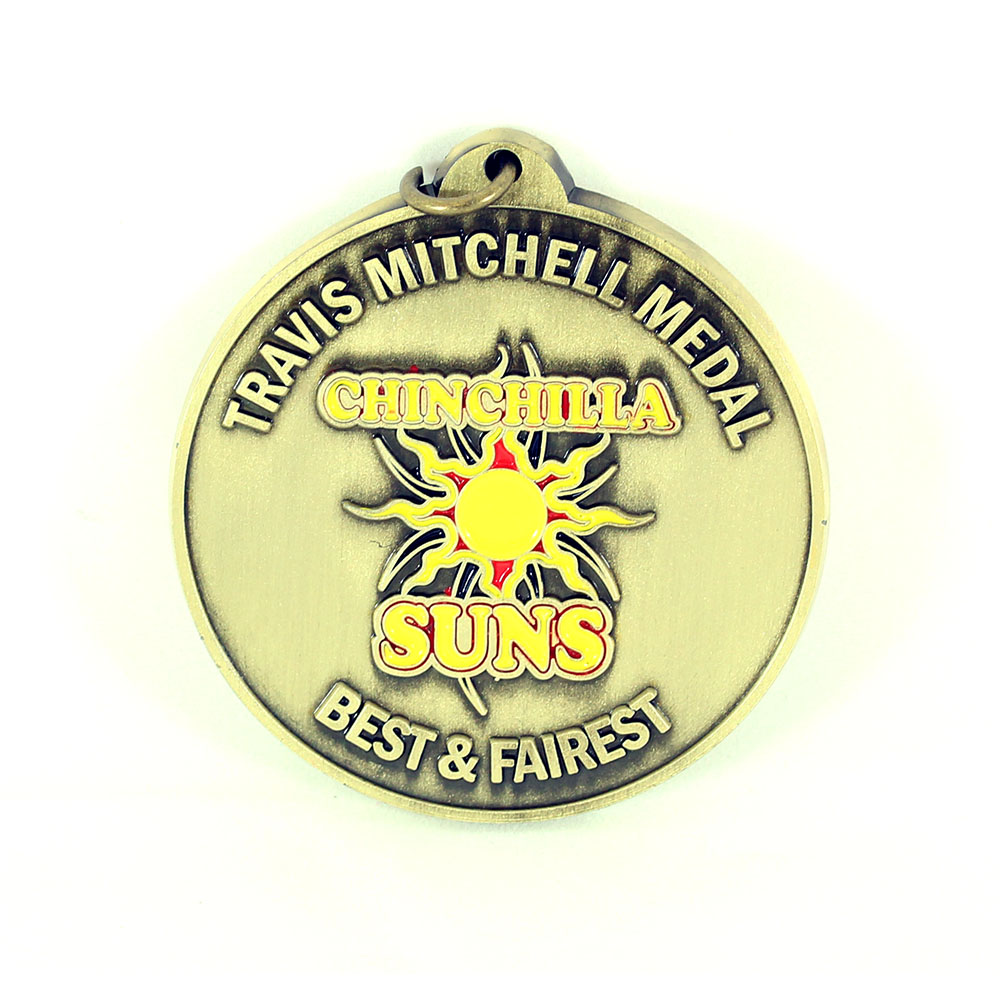 Custom Aussie Rules Medals