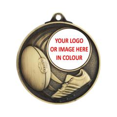 Personalised Aussie Rules Medals