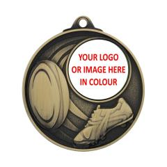 Personalised Rugby Medals