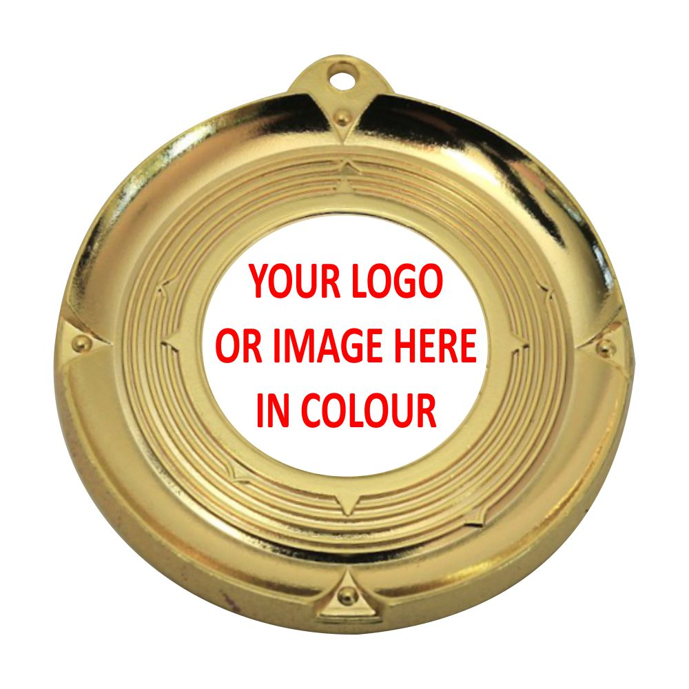 Personalised Hockey Medals