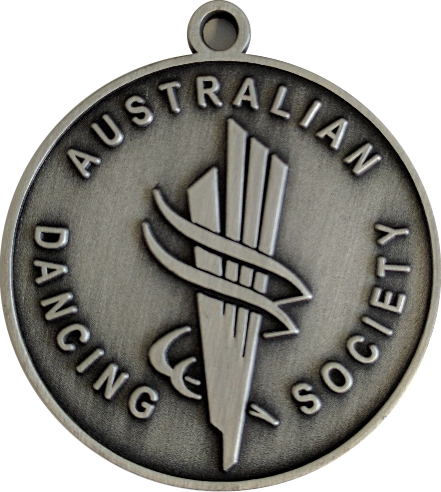 Custom Dance Medals