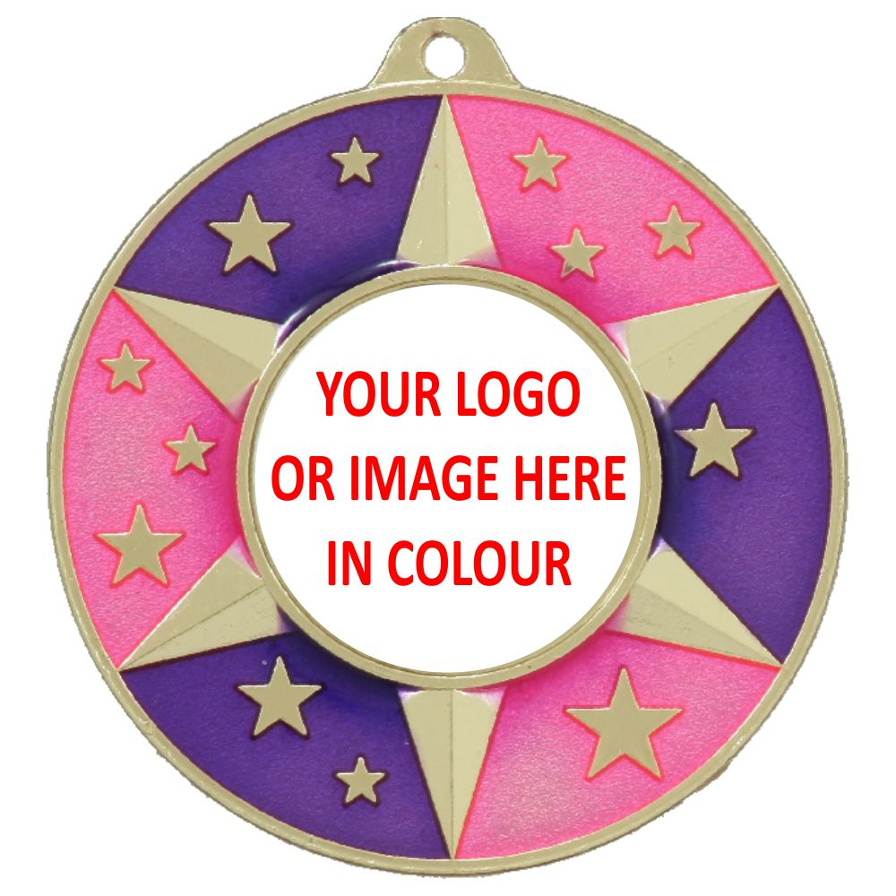 Personalised Dance Medals