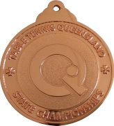 Custom Tennis Medals
