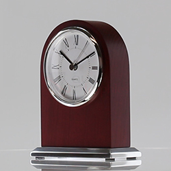 Arch Woodcraft Clock 140mm