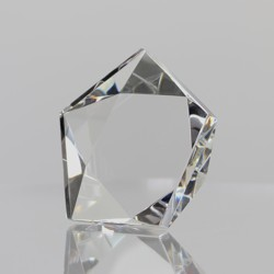 Star Crystal 100mm