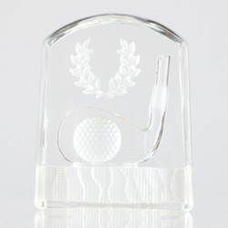 Golf Crystal 110mm