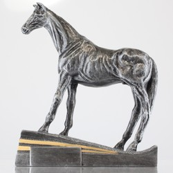 Horse Trophy 185mm