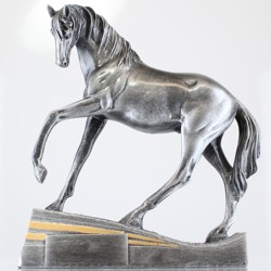 Horse Trophy 210mm