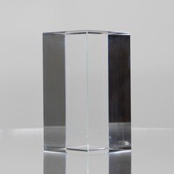 Tall Crystal Block 110mm
