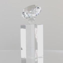 Crystal Diamond Block
