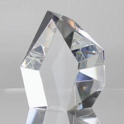 Crystal Diamond Cut 130mm