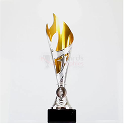 Flamenco Cup Silver/Gold 260mm