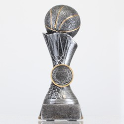 Spire Basketball Silver 150mm