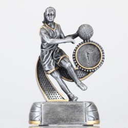 Female Basketball Megastar 125mm