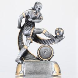 Female Soccer Megastar 125mm
