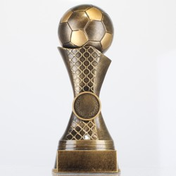 Gold Soccer Crusader 150mm
