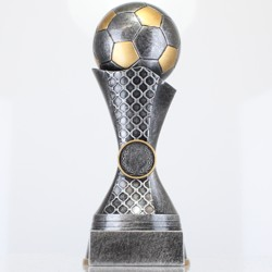 Silver Soccer Crusader 150mm