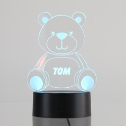 Rainbow - Budget LED Light Range - Bear