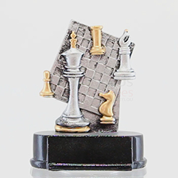Chess Trophy 135mm