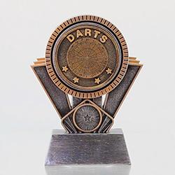 Spartan Series Darts 180mm