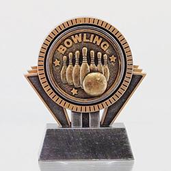 Spartan Series Tenpin Bowling 130mm