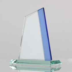 Clear & Blue Sail (5 sizes)