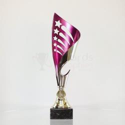 Olympia Cup - Gold/Purple 305mm