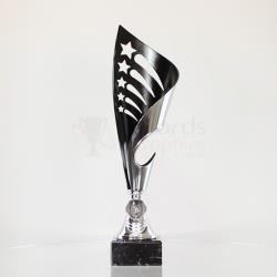 Olympia Cup - Silver/Black 305mm
