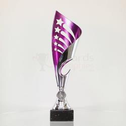 Olympia Cup - Silver/Purple 305mm