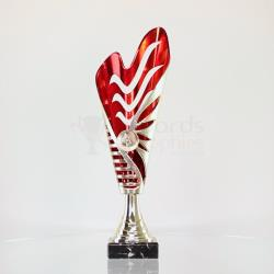 Willow Cup - Gold/Red 295mm