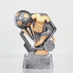 Soccer Thunder Silver 150mm