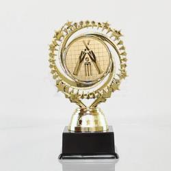 Indoor Cricket Gold Cosmic 150mm