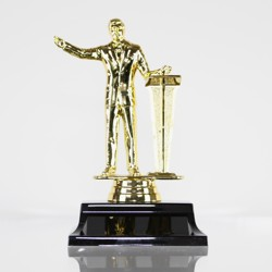Public Speaking Figurine Male 150mm